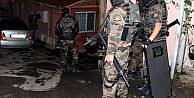 Sarıyer'de DHKP-C'ye Şafak Operasyonu