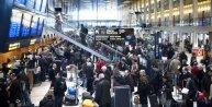 SAS grevi yolcuları perişan etti