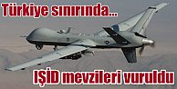 Savaş Uçakları Telabyadı Bombaladı