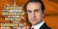 Seçimlere 9 gün kala Türkeş istifa etti