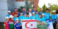 Seferihisarda 1inci Uluslararası Çocuk Futbol Turnuvası