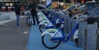 Şehir Bisikletleri magandaların hedefi haline geldi