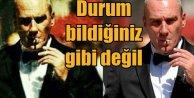 Sigara içen Atatürk fotoğrafının sırrı ortaya çıktı