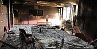 Silopide İlkokul Ateşe Verildi