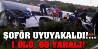 Şöför Uyudu