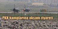 Son dakika, Türk Savaş uçakları PKK kamplarını vuruyor