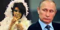 Sorun bakalım Putine Bülent Ersoyu tanıyor mu?