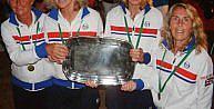 Super-seniors Dünya Tenis Takım Şampiyonasi Sona Erdi