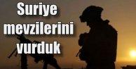 Suriye ordusuna obüsle saldırı