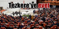 Suriye Tezkeresi son durum: Meclisten geçti