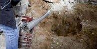 Suriye'den atılan roket Jandarma lojmanını vurdu