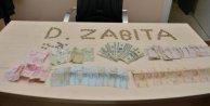 Suriyeli dilenciden bin 200 dolar ile bin 950 lira çıktı