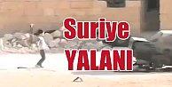 Suriyeli kahraman çocuk videosu yalan çıktı...