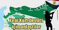 Suriyeli Kürtler devlet kurmak için anlaştı