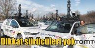Sürücüsüz araçlar bu yıl yollara iniyor