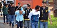 'Swinger' partisine 15 tutuklama