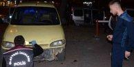 Tampon hırzızları polisi de araç sahibini de şaşkına çevirdi