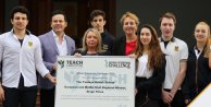 Tarabya İngiliz Okullarına Dünya Girişimcilik Ödülü!