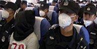 Tayland 109 Uyguru Denetlemeye Gidiyor