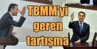 TBMM'de geceye damgasını vuran tartışma