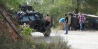 Tekirdağda askeri minibüs devrildi, 25 yaralı var