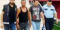 Telefon dolandırıcıları, çaldıkları 30 bin liralık altınla yakalandı