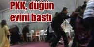 Teröristler Adanada düğünü bastı: 1 ölü, 1 yaralı var