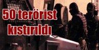 Teslim olan 2 PKK'lı, 50 teröristin yerini gösterdi