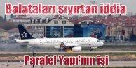 THY uçağına Cemaat sabotaj yapmış: Yok artık Star