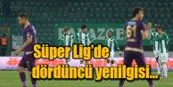 Timsahlar Süper Lig'de 4. yenilgisini aldı