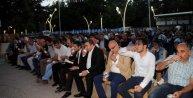 Tokatta Ülkü Ocakları Uygur Türkleri için iftar programı düzenledi