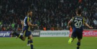 Torku Konyaspor- Fenerbahçe maçı ek fotoğrafları