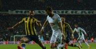 Torku Konyaspor- Fenerbahçe maçı fotoğrafları