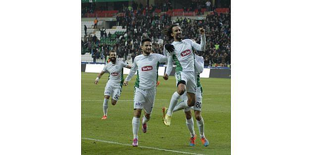 Torku Konyasporlu Hasan Kabze: aykut Hocayla Her Geçen Hafta Daha İyiye Gidiyoruz