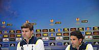 Tottenham Teknik Direktörü Pochettıno: Beşiktaş Çok Güçlü Bir Ekip. Yarın Çok Önemli Bir Maça Çikacağiz