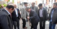 Trabzonda CHPnin ön seçimi horonla başladı