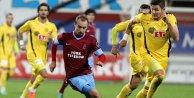 Trabzonspor konuk ettiği Eskişehirspor'u 3-1 mağlup etti
