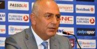 Trabzonspor sportif direktörü Süleyman Hurma Üsküp'e geri döndü