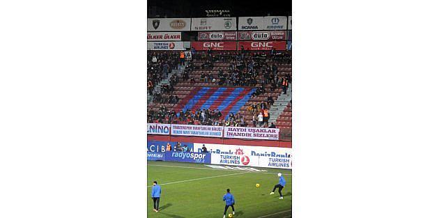 Trabzonspor - Suat Altın İnşaat Kayseri Erciyespor maçı fotoğrafları