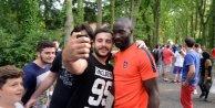 Trabzonspora Hollandada sevgi seli
