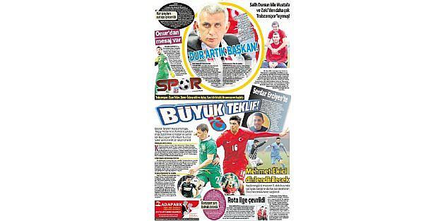 Trabzonsporda Başkan Hacıosmanoğluna uyarı: Dur artık Başkan!