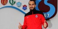 Trabzonsporda Erkan Zengin Süresiz Kadro Dışı Kaldı