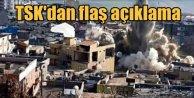 TSK açıkladı, 24 saatte 25 terörist öldürüldü