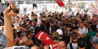 Tuğgeneral Özkürkçü: Şehitlerin cenaze töreni talep edilen yerde yapılmaktadır