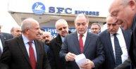Türk-İşten grevdeki işçilere para yardımı