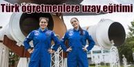 Türk öğretmenlere uzay kampında eğitim