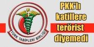 Türk Tabipler Birliği, PKKya terörist diyemedi