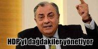 Türkeş; HDPyi PKKnın dağ kadrosu yönetiyor
