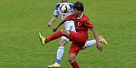 Türkiye U18 Genç Milli Takımı Dostluk Maçında Rusyaya Yenildi: 0-1