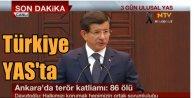Türkiye yasta: 3 gün milli yas ilan edildi
